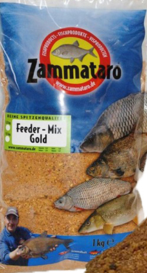 Zammataro Feeder Mix Gold 1kg.