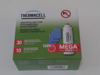 Thermacell R-10 Nachfüllung 120h Super-Sparpackung