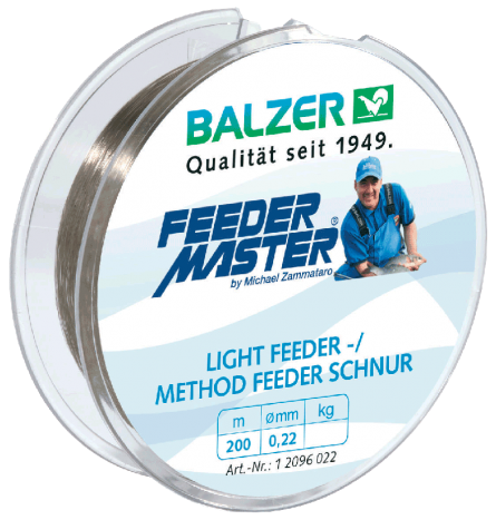 Lightfeeder / Method Schnur Feeder Master Balzer