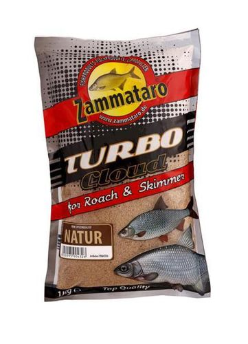 Zammataro Turbo Cloud Black / schwarz 1kg.